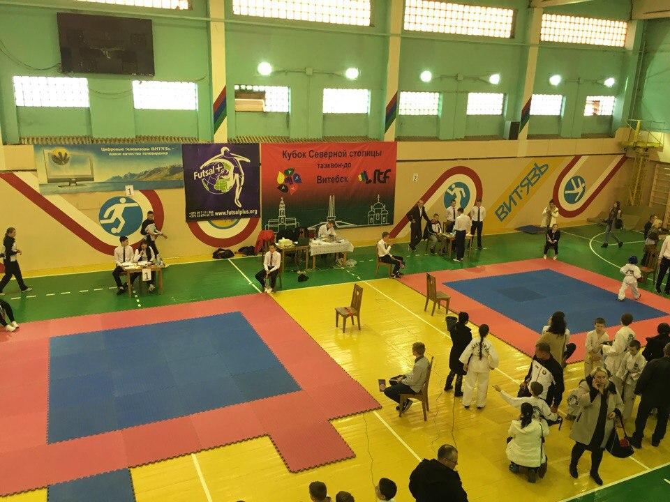 Соревнования в Витебске