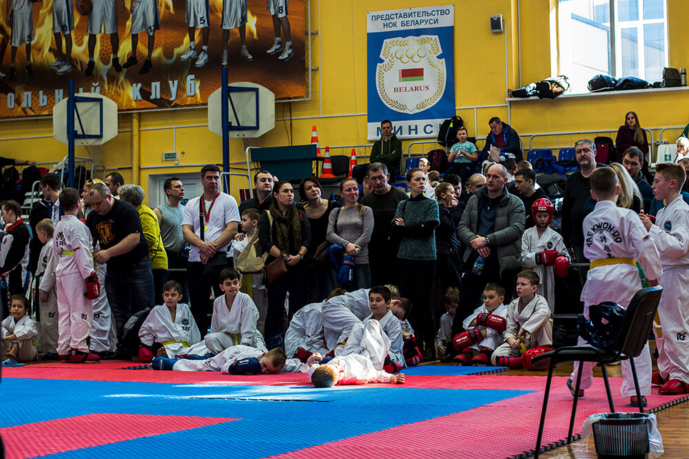 Чемпионат и Первенство Белорусской ассоциации  таэквондо