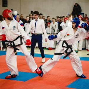Соревнования в Воронеже «Русский Воин»
