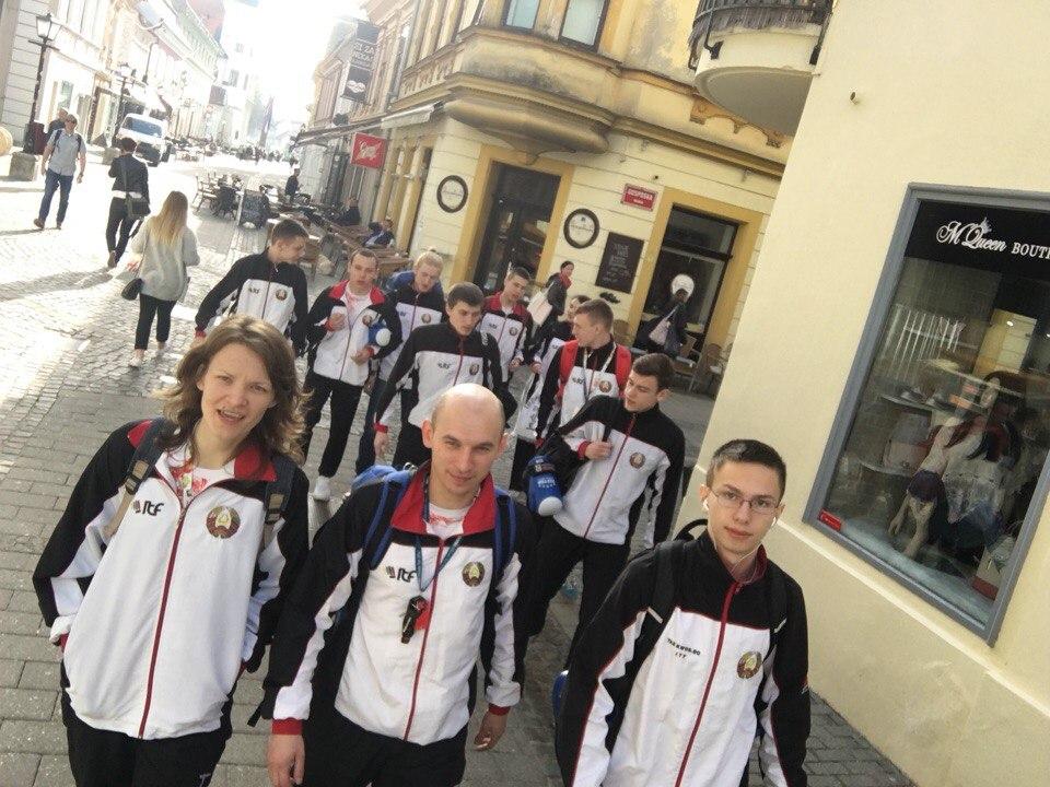 Чемпионат и Первенство Европы 2018