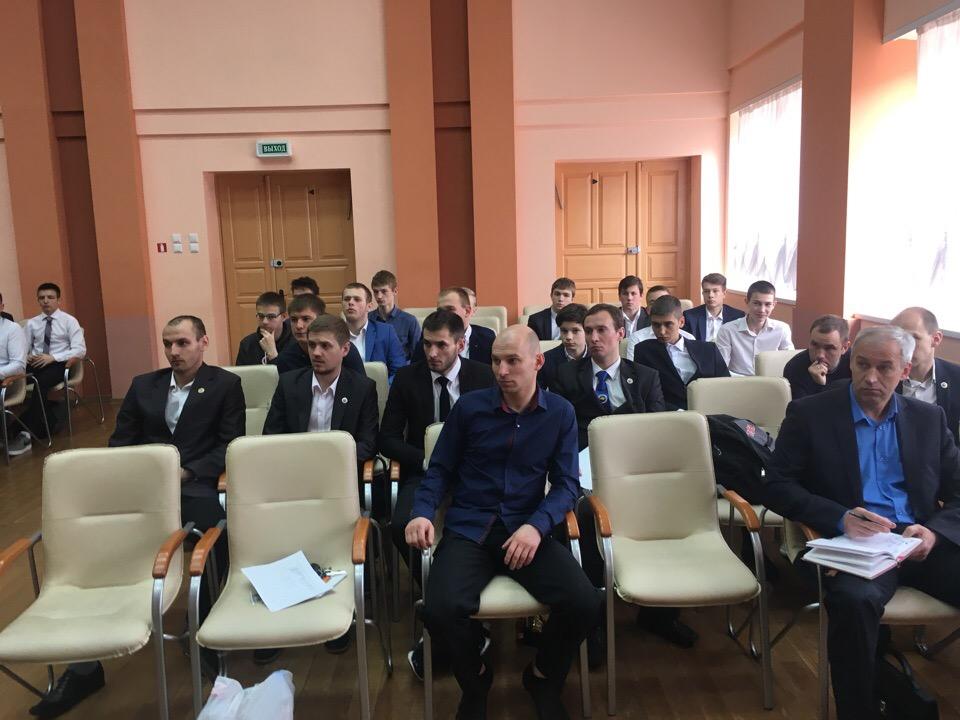 Судейский семинар