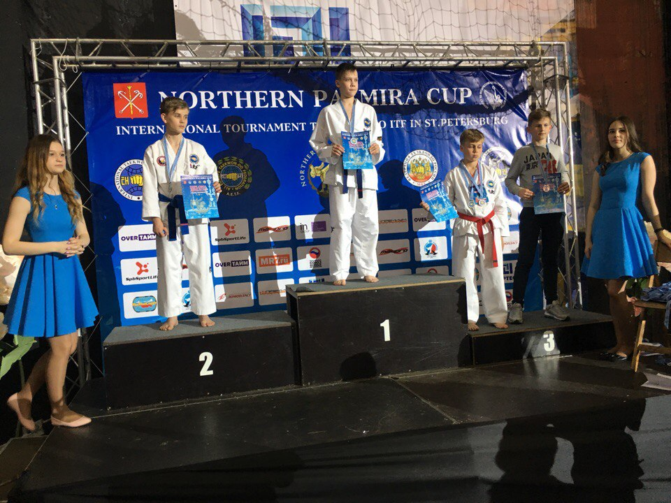Кубок Северной Пальмиры 2018