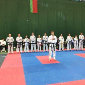 Кубок Каскад 2018 и судейский семинар