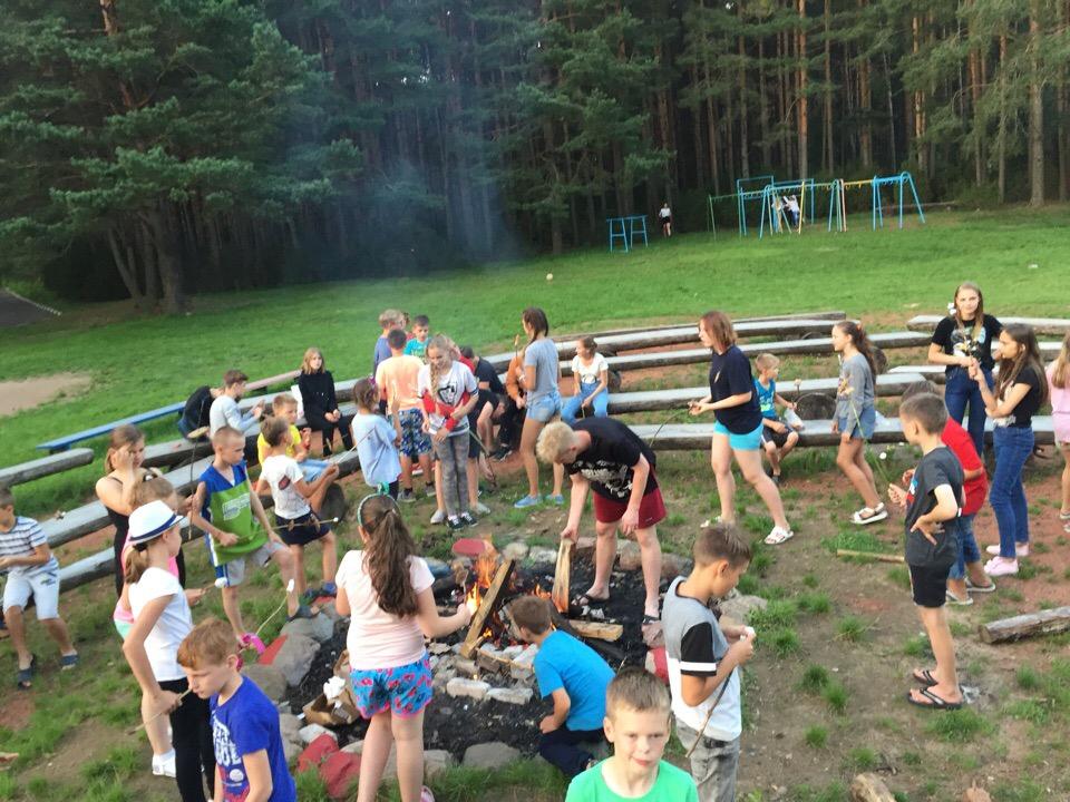 Летний лагерь 2018