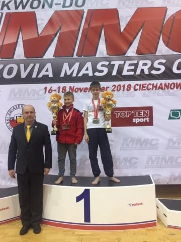 Mazovia Masters Cup 2018.