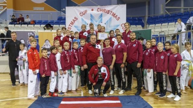 Рождественский Кубок 2018