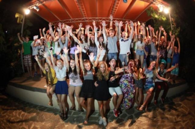 Детский летний лагерь в Болгарии!