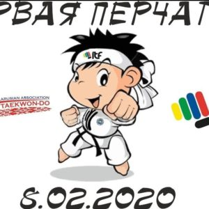 Первая перчатка 2020